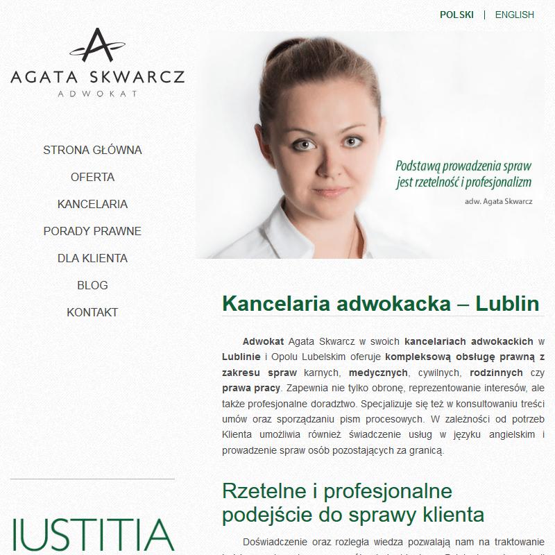 Adwokat prawo medyczne Lublin