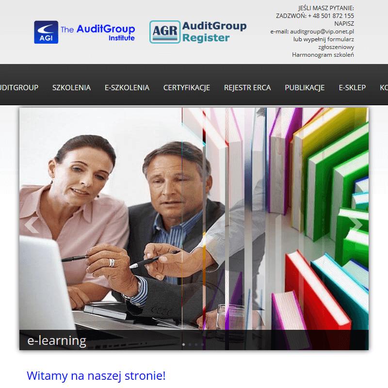 Szkolenia auditor haccp Warszawa
