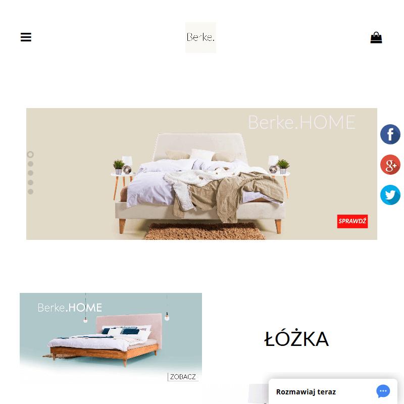 Duże łóżka do sypialni drewniane polski producent