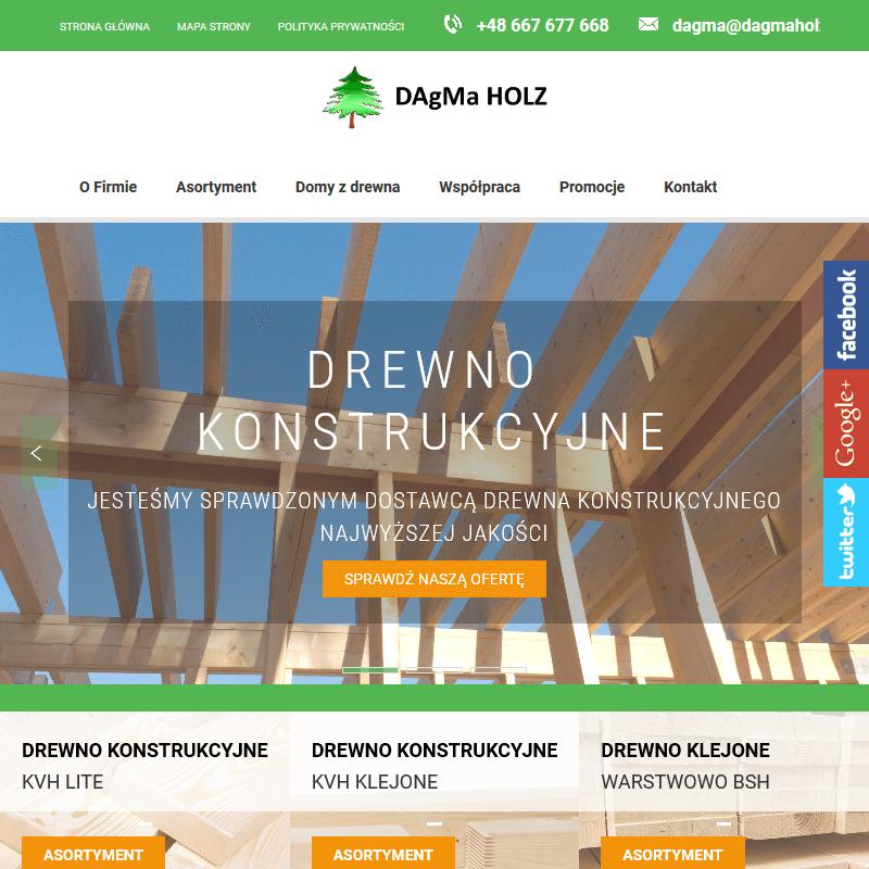 Katowice - drewno kvh