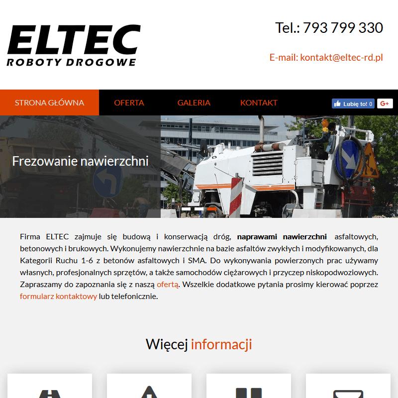 Warszawa - układanie asfaltu