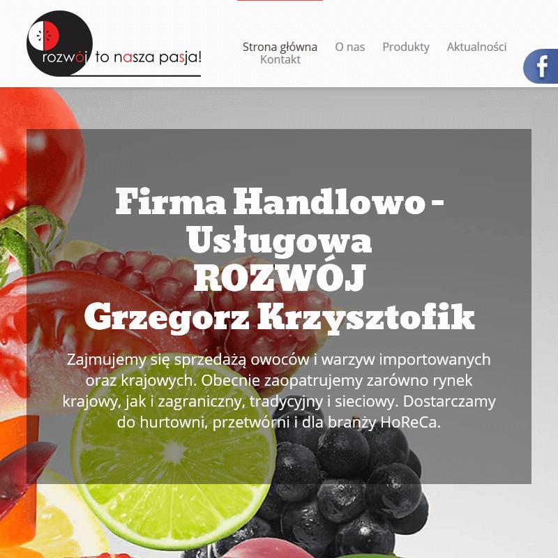 Warszawa - warzywa egzotyczne transport