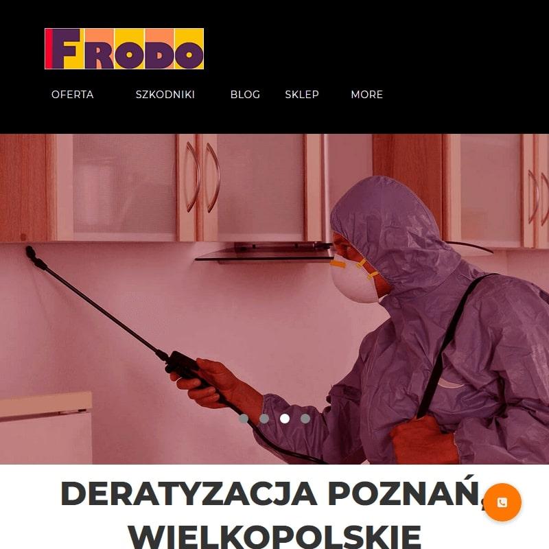 Dezodoryzacja w Poznaniu