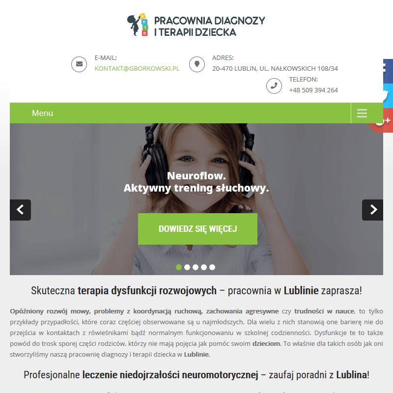 Opóźnienie w rozwoju dziecka - Lublin