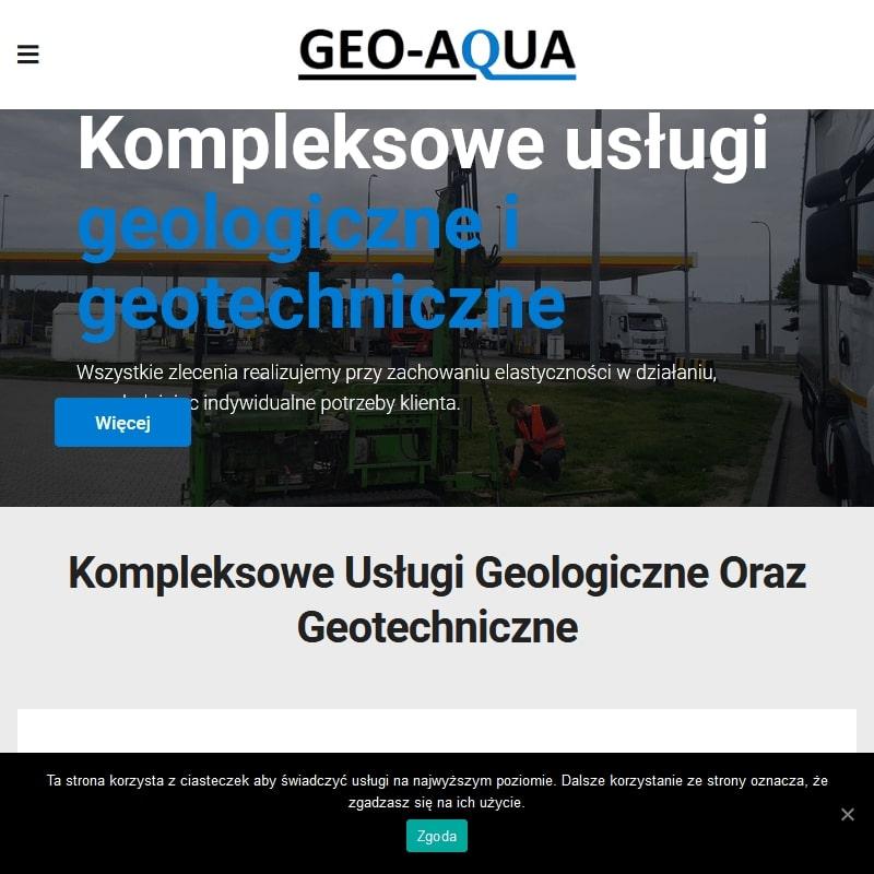 Odwierty geotechniczne Poznań