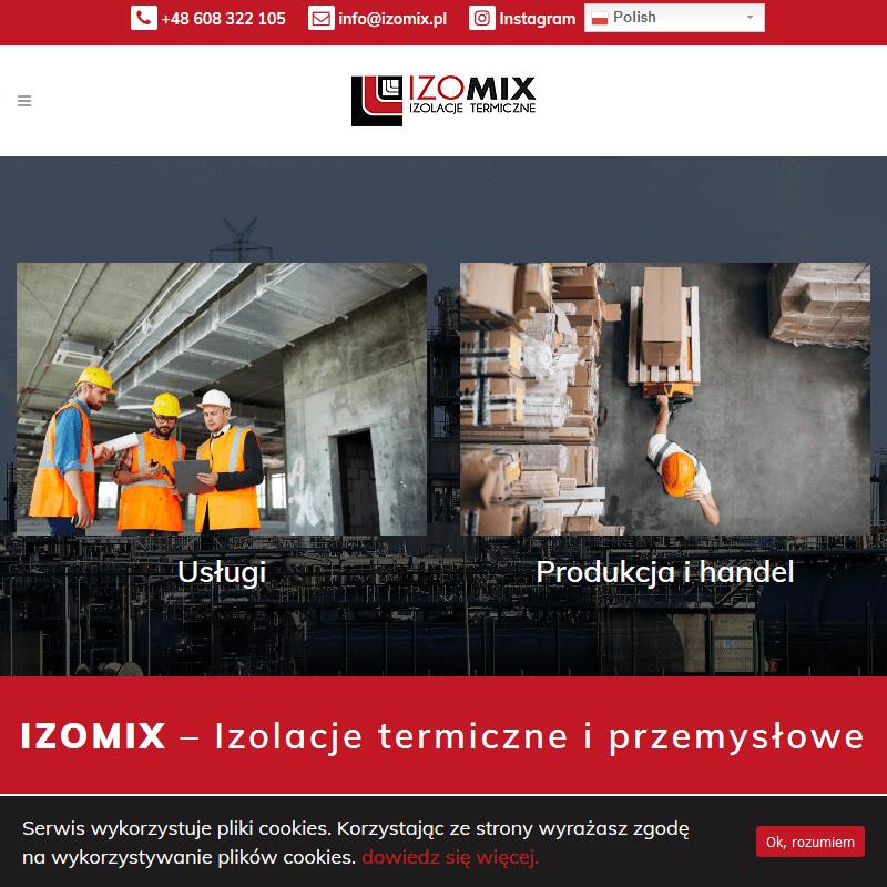 Izolacje przemysłowe - Poznań