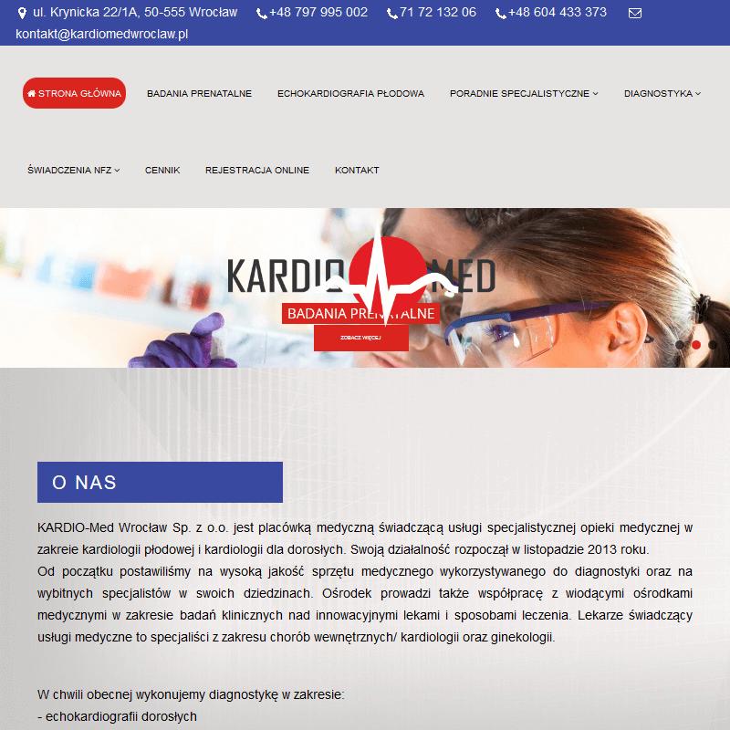 Wrocław - prenatalne badania genetyczne