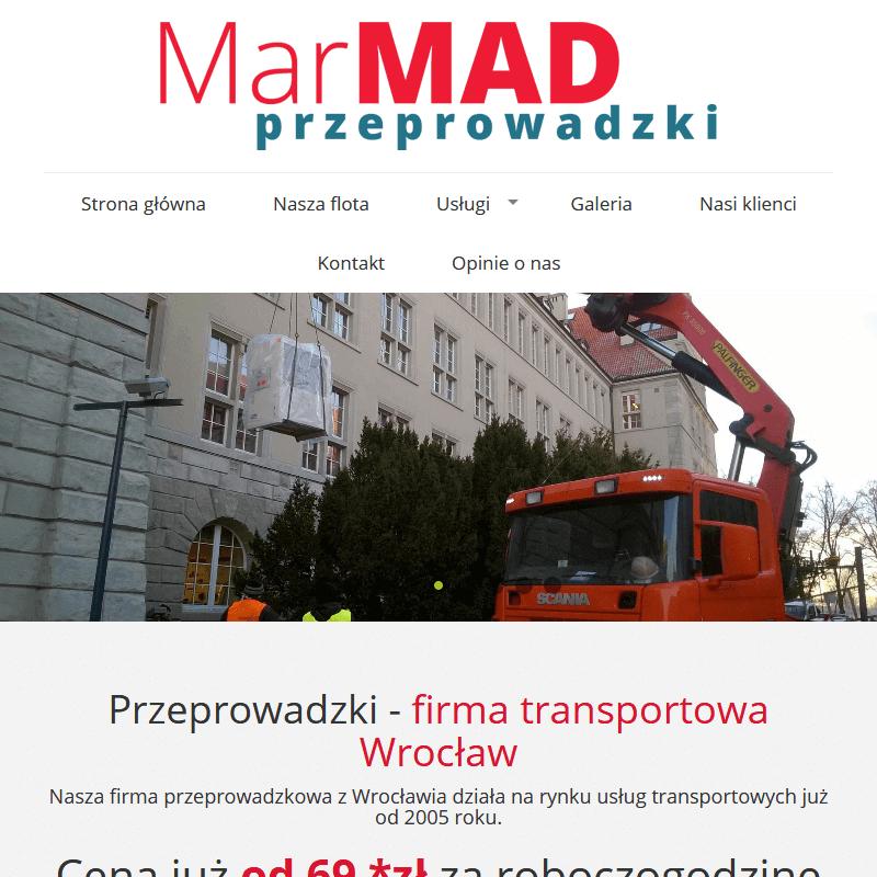 Przeprowadzki międzymiastowe Wrocław