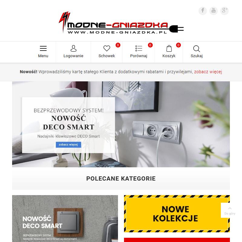 Gniazdka gira dystrybutor w Warszawie