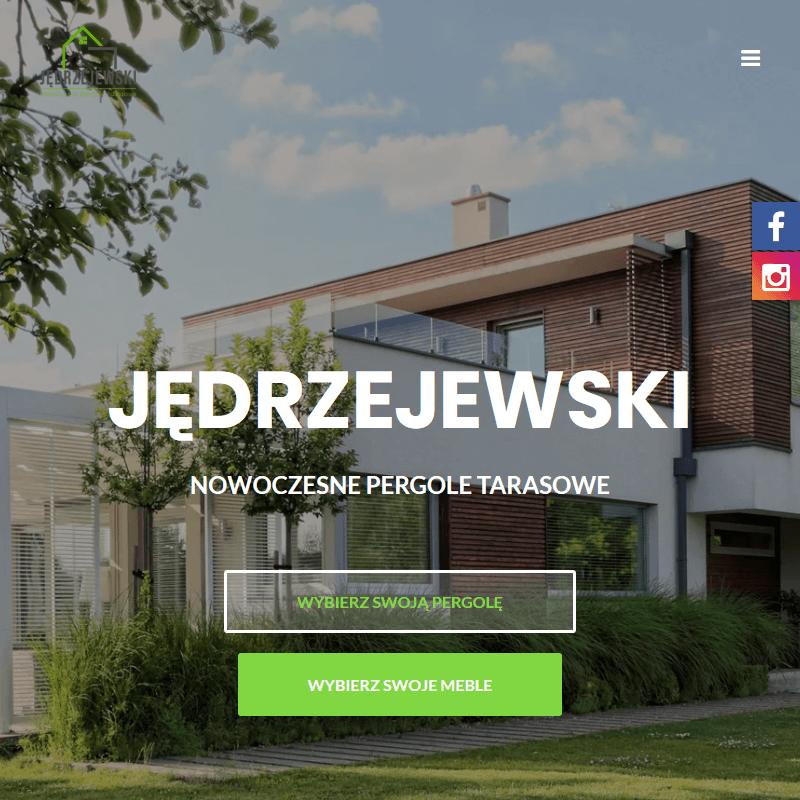 Nowoczesne tarasy przydomowe - Poznań