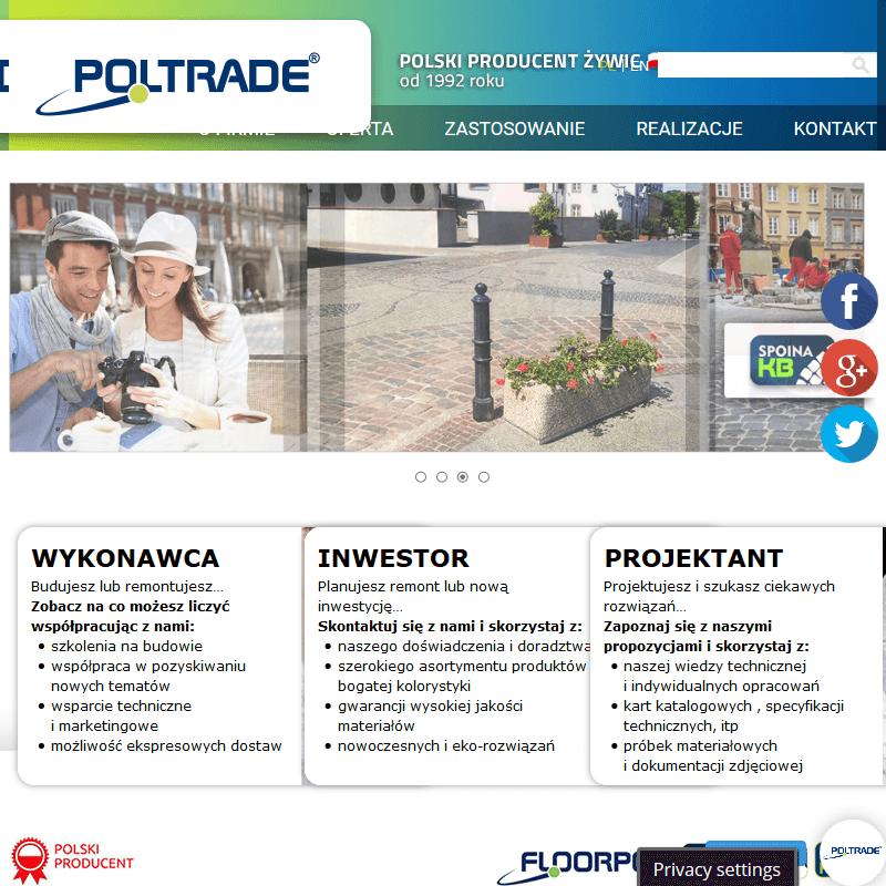 Nawierzchnia wodo przepuszczalna w Warszawie