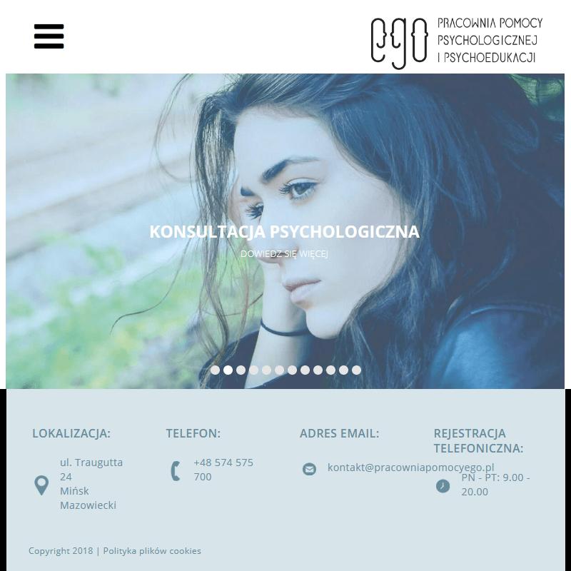 Integracja sensoryczna - Mińsk Mazowiecki