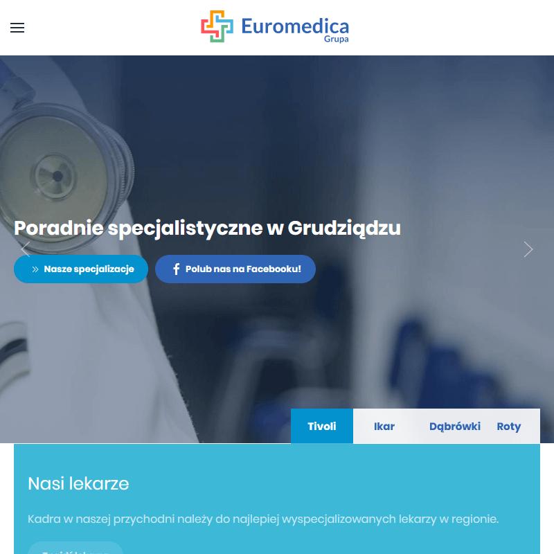 Lekarze specjaliści - Grudziądz