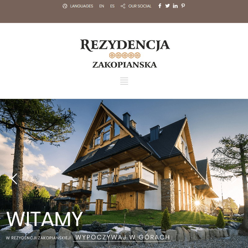 Apartamenty luksusowe w Zakopanem