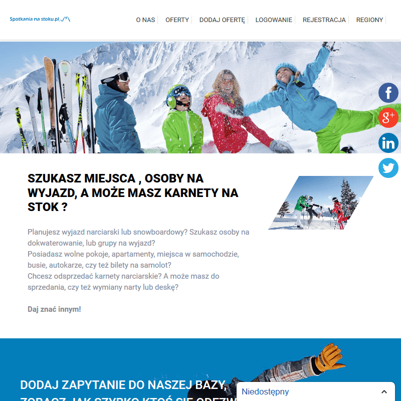Gdzie na narty francja