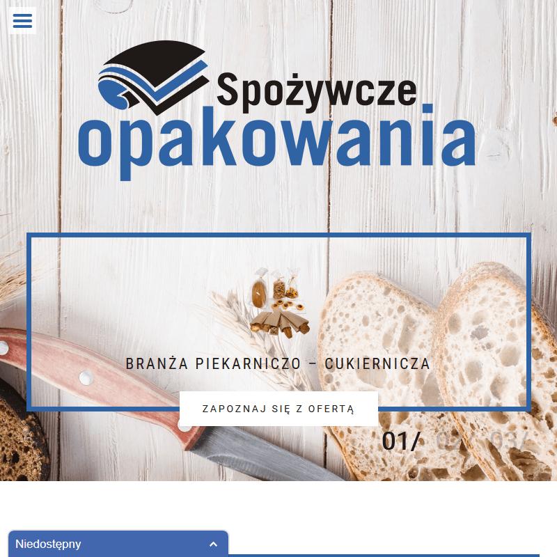 Opakowania do piekarni w Poznaniu