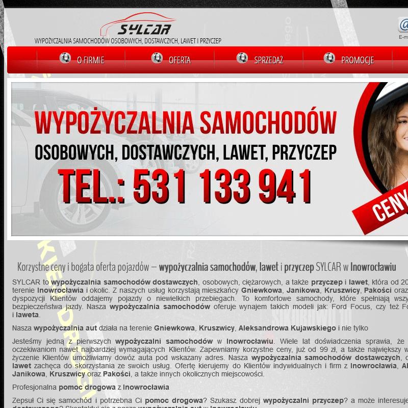 Wynajem samochodów dostawczych Aleksandrów Kujawski
