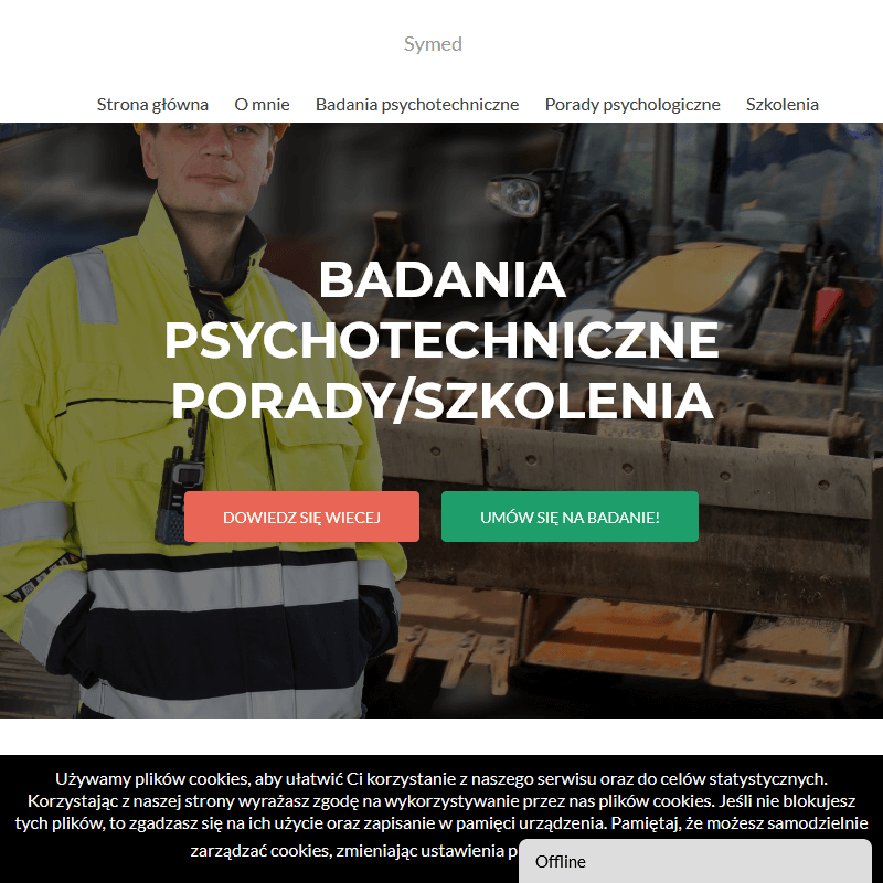 Badania psychotechniczne - Sosnowiec
