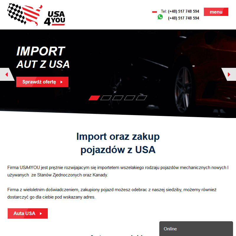 Import auta z usa - Kielce