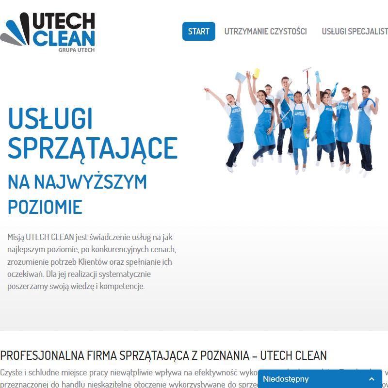 Poznań - profesjonalne usługi sprzątające