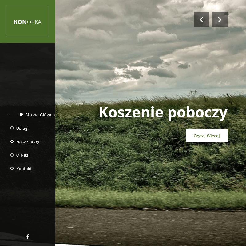 Wrocław - koszenie skarp drogowych